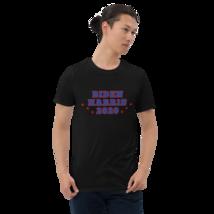 Biden Harris T-shirt / Biden Harris Short-Sleeve Unisex T-Shirt image 8