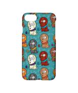 Cartoon Dogs Printed Lightweight Plastic Hardshell Case Cover for Apple ... - $19.99