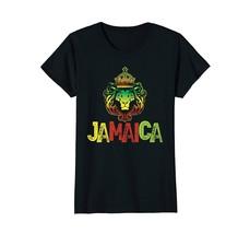 Funny Shirts - Jamaican Rasfa Lion - Jamaica Pride T-Shirt Wowen - $19.95+