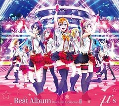 M's Best Album Best Live! Collection II Regular Edition