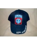82nd Airborne Division 100% Cotton Ballcap - $15.84
