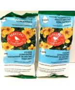 (2) Perky Pet Hummingbird Nectar Food Clear 8oz ~ New! - $7.83