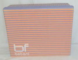 BF Betani Shiloh 8 Black Fringe Wedge Heel Sandals Size 6 image 8