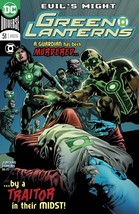 Green Lanterns #51 NM DC - $3.95