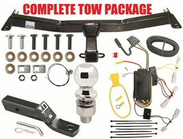 Complete Trailer Hitch Receiver Tow Package Fits 2007-2014 Toyota Fj Cruiser - $243.25