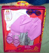 """Our Generation Winning Wardrobe Outfit For Most 18"""" Dolls New - $22.88"""