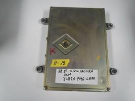 88-89 HONDA CIVIC / ACURA ECU  ECM # 37820-PM6-L070  ( PLEASE MATCH # (H... - $118.75