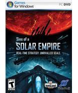 Sins of a Solar Empire - PC [Windows XP] - $7.43