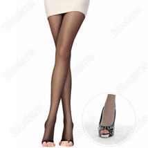 Women's Pantyhose, Fast Ope Toe 4Color Spring Fall tights - $11.99