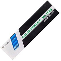 1500-14 Tombow Pencil colored pencils 1500 monochromatic 1500-14 pale blue - $10.55