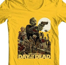 Day of the Dead T Shirt George Romero 70s retro vintage horror movie graphic tee image 2