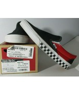 VANS CLASSIC SLIP ON CHECKERBOARD SIZE 11MED BMX - $68.99