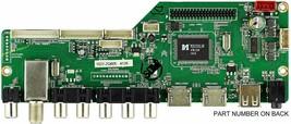 "RCA 50GE01M3393LNA35-B4 Main Board for LED50B45RQ version ""B4"" (SEE NOTE) - $22.11"