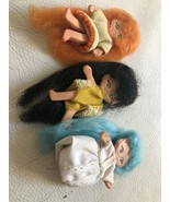 Vintage Ideal Flatsy Dolls - $59.99