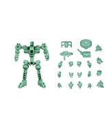 2 Bandai SD Gundam Cross Silhouette (SDCS) Option Parts Sets - OP-06 & O... - $22.76