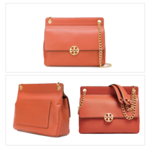 TORY BURCH Chelsea Flap Shoulder Bag 48730 with Free Gift & Free Shipping image 15