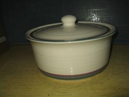 "Pfaltzgraff Covered Casserole Dish ""Juniper""- 2 quart - $9.99"