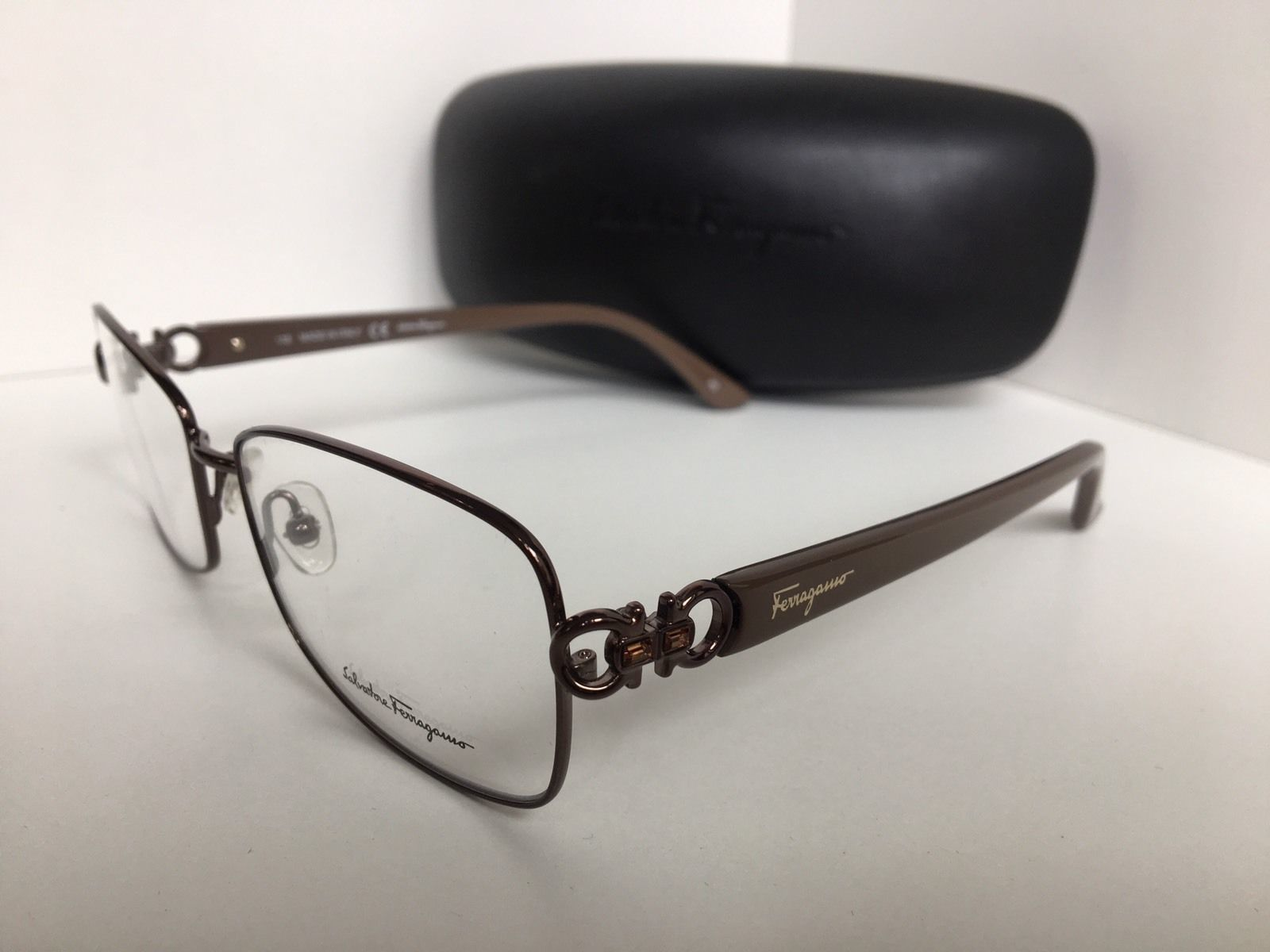 5116f9c681 New Salvatore Ferragamo SF 2105R SF2105R 210 and 50 similar items. S l1600