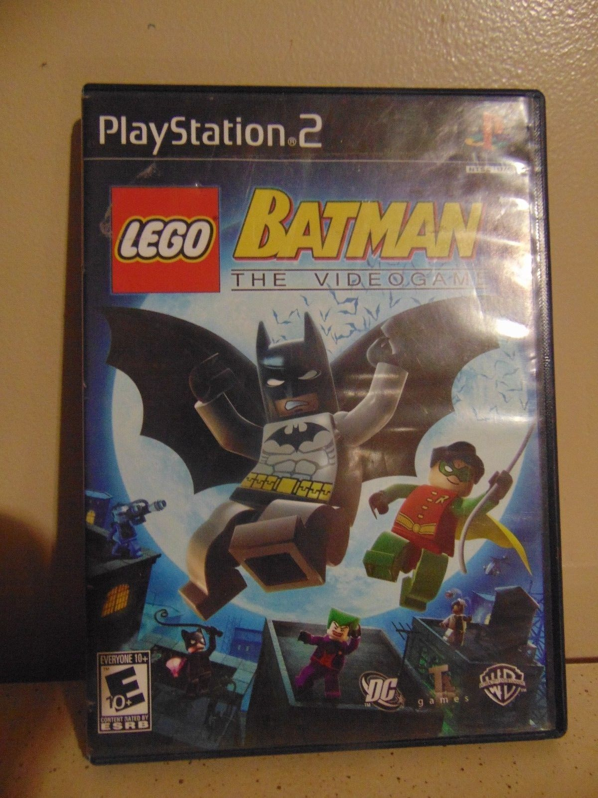 Lego Batman The Videogame Sony Playstation And 50 Similar Items