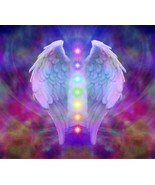 ANGELIC CHAKRA ALIGNMENT SPELL! WHITE MAGICK! PURIFY! HEALING ENERGY! POWERFUL! - $39.99