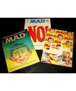 3 MAD Magazines 146 147 148 Oct Dec 1971 Jan 1972 ACCEPTABLE Norman Mingo - $19.99