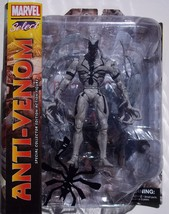 MARVEL SELECT ANTI-VENOM SPECIAL COLLECTOR ACTION FIGURE. W/ STAND. NEW ... - $55.00
