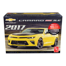 Skill 2 Model Kit 2017 Chevrolet Camaro SS 1LE 1/25 Scale Model by AMT A... - $56.42