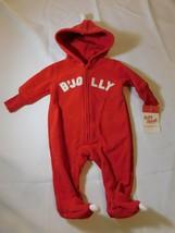 Osh Kosh B'Gosh Baby Boy's Hoodie Footie PJ Pajamas B'Jolly Size Variati... - $29.99