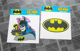 Batman Window Sticker Lot 1989 Applause New - $15.99