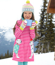 2017Autumn Winter Kids Girls Long Sleeve Christmas Dress Princess Party... - $9.99