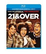 21 & Over (Blu-ray + DVD) - $2.95
