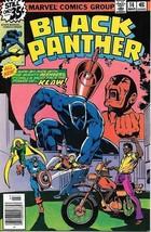 Black Panther Comic Book #15, Marvel Comics 1979 VERY FINE/NEAR MINT NEW... - $33.78