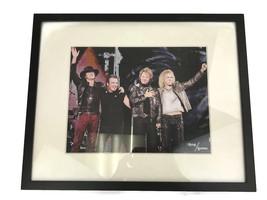 2013 Bon Jovi Because We Can Concert Tour Limited Edition Print COA   18. 08c679531b4f