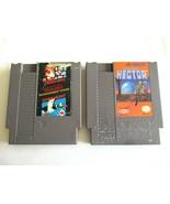 Starship Hector (Nintendo Entertainment System, 1990) + Mario / Duck Hun... - $19.99