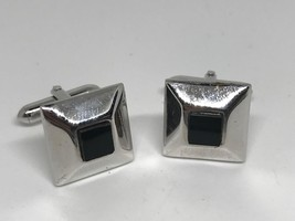 Vintage Swank Cufflinks Cuff Links Set Mens Jewelry - $24.74