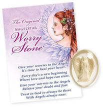 AngelStar Worry Stone - ANGELIGHT (8717) - $4.74