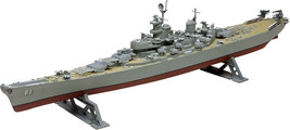Revell USS Missouri US Navy Battleship 1/525 Scale Plastic Model Kit 85-... - $31.68