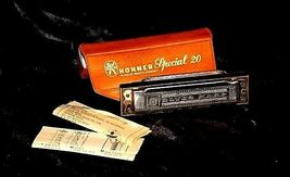 Harmonica (E Scale) with Case AA18 - 1016 Vintage image 3
