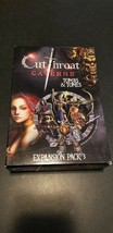 Cutthroat Caverns Tombs & Tomes Expansion Pack 3 NEW and unused - $19.80