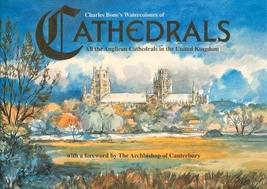 Cathedrals: Charles Bone's Watercolours of All the Anglican Cathedrals i... - $23.77