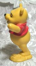 "WINNIE THE POOH BEAR 3"" Cake Topper Figure PVC Plastic Toy Disney Honey Pot image 5"