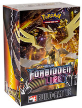 Pokemon Forbidden Light Prerelease Kit Build and Battle Box Sun & Moon T... - $21.99