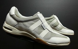 Women's Cole Haan Casual Cool White Leather Sneaker Sz. 8B NWOB - $47.03