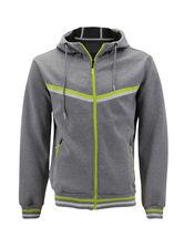 Men's Athletic Sport Casual Running Jogging Gym Slim Fit Sweat Tracksuit Gym Set image 14
