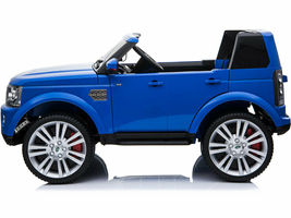 Ride On Mini Moto Land Rover Discovery 12v Parents Remote Control Kids 3-6 y.o. image 6