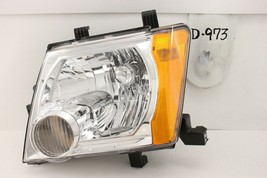OEM HEADLIGHT HEAD LIGHT LAMP HEADLAMP NISSAN XTERRA CHROME 08-15 NICE - $99.00