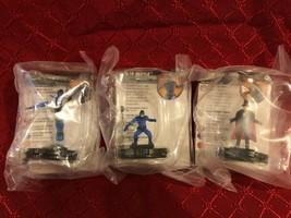 Heroclix DC Blue Beetle Op Kit - Blue Beetle D17-009 D17-007, The Wizard... - $12.09