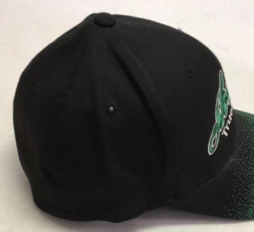 Shields Trucking Fitted Hat L/XL Utah Black Flexfit Baseball Cap Roosevelt UT
