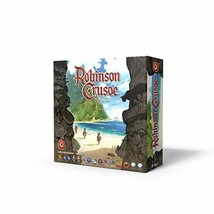 Portal Games Robinson Crusoe Adventures on the Cursed Island Board Game - $55.16