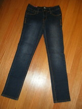 So brand by Kohls adjustable waist girls 10  NWT skinny jeans NEW - $17.81